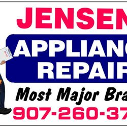 Jensen S Appliance Repair Appliances Amp Repair Soldotna