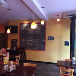 Frites alors hyggemad 128 fleury o ahuntsic for Salle a manger yelp
