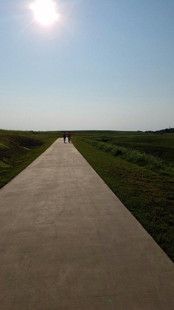 Folsom Hike & Bike Trail: 6510 Folsom Dr, Beaumont, TX