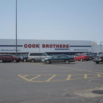 Photo Of Cook Brothers Warehouse   Chicago, IL, United States. Street View