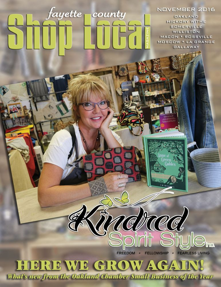 Kindred Spirit Style: 7040 Hwy 64, Oakland, TN