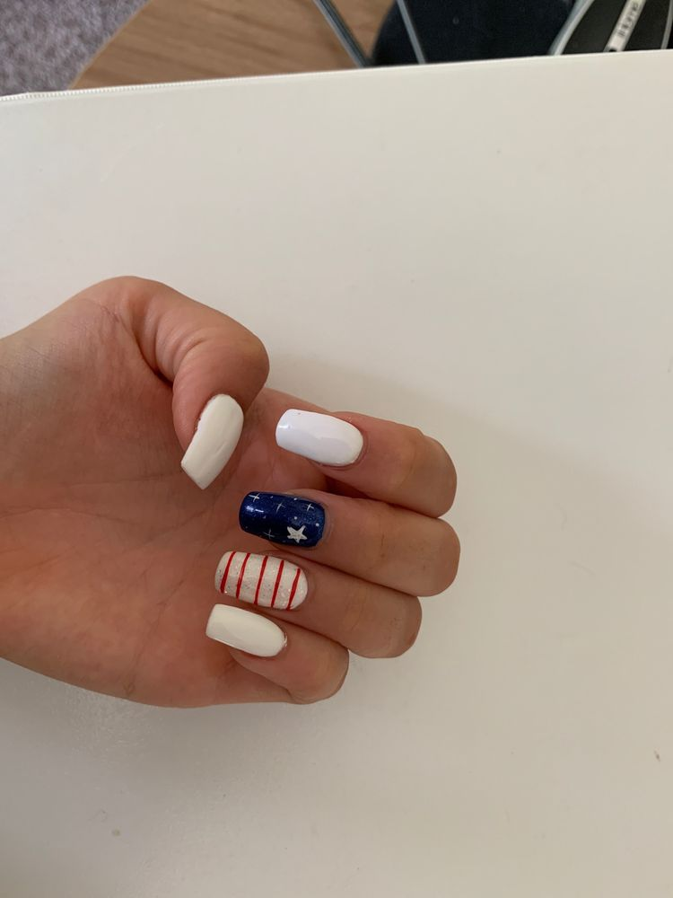 A Perfect Ten Nails & Spa: 2160 W Grand River Ave, Okemos, MI