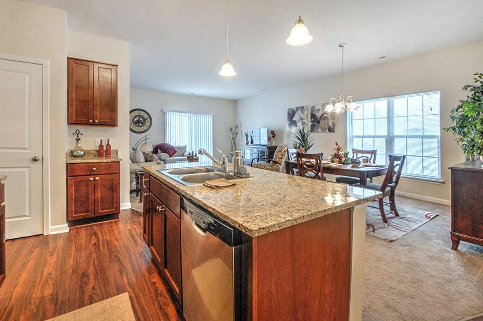 The Townhomes at Pleasant Meadows: 12 Fernwood Dr, Lancaster, NY