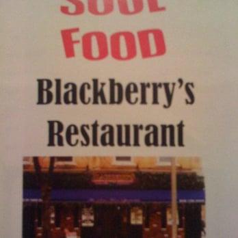 Blackberry S Catering And Family Restaurant Nj