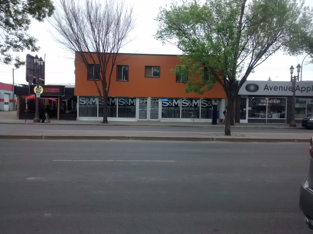 S&M High Fidelity: 10039 - 82 Avenue, Edmonton, AB