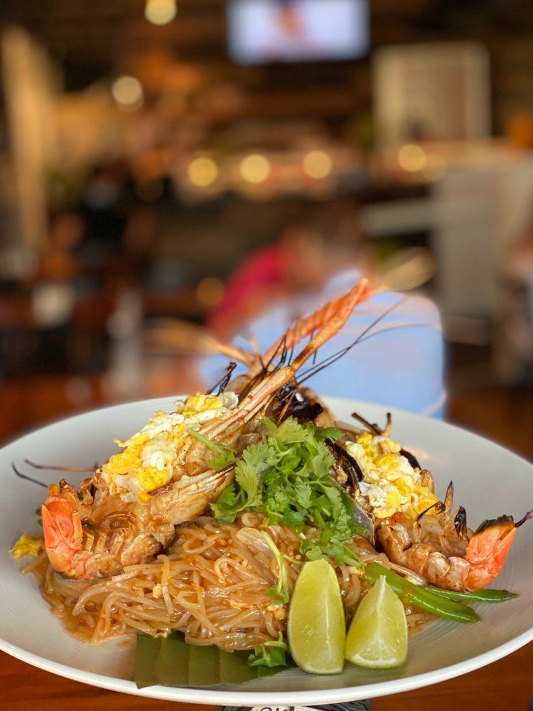 Smiley Thai and Sushi: 11356 Lebanon Rd, Mount Juliet, TN