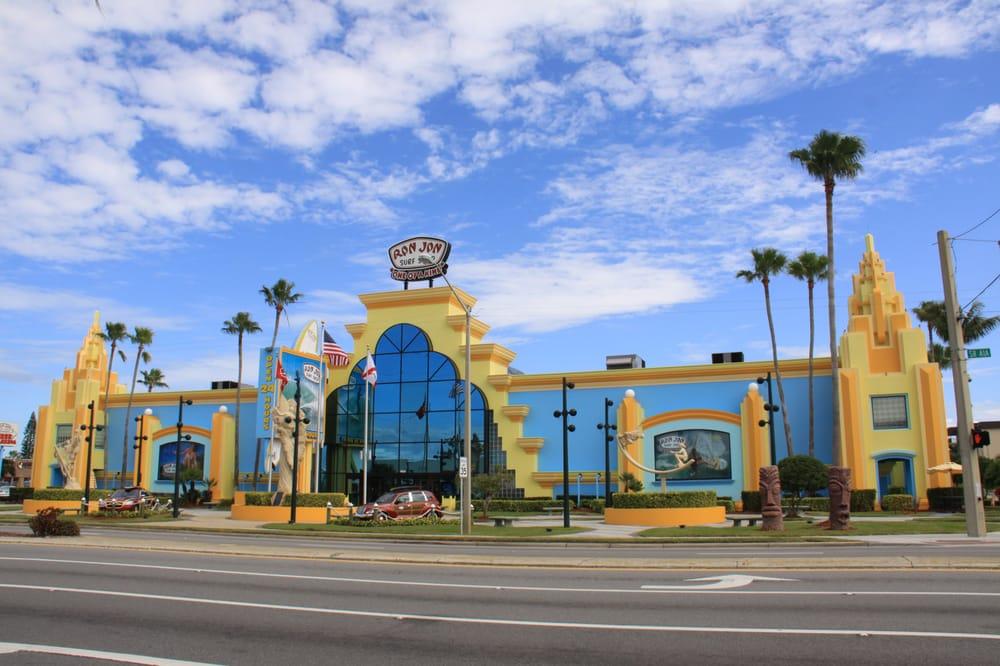 Ron Jon Surf Shop: 4151 N Atlantic Ave, Cocoa Beach, FL