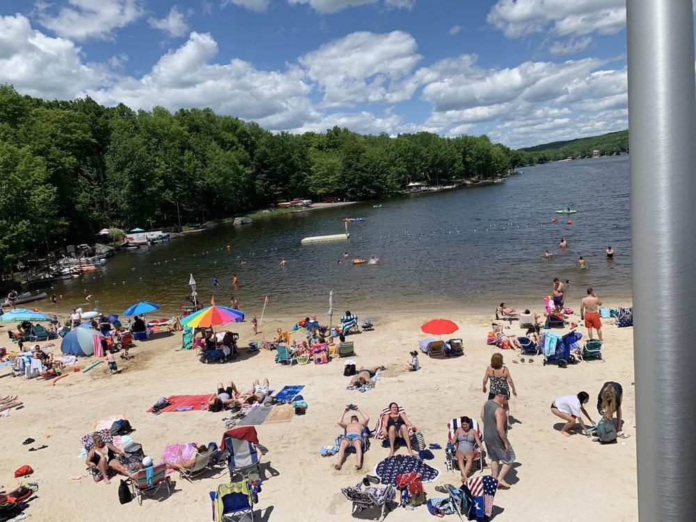 The Hideout: 640 Hideout, Lake Ariel, PA
