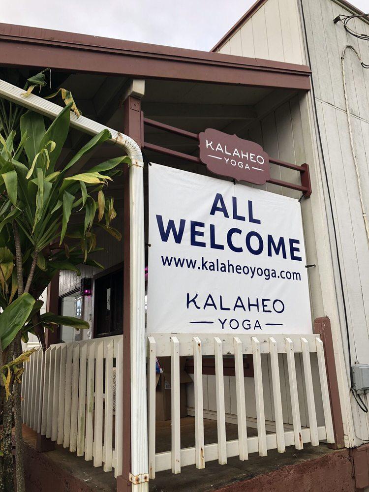 Kalaheo Yoga: 4427 Papalina Rd, Kalaheo, HI