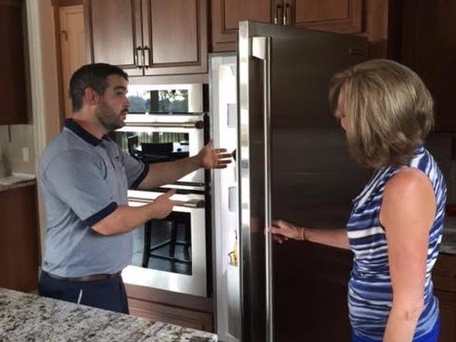 Refrigerator repairman near me