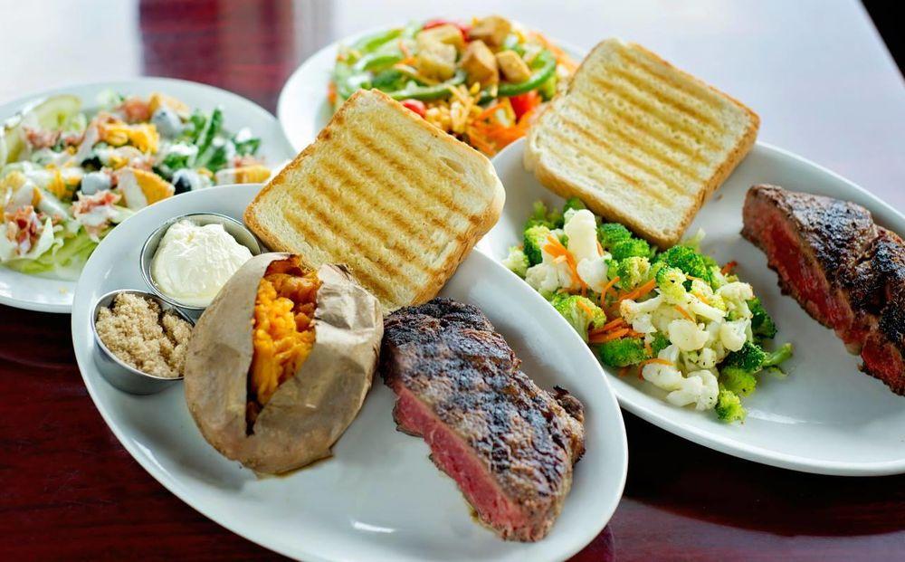 Ribeyes Steakhouse - Tarboro: 1404 Western Blvd, Tarboro, NC