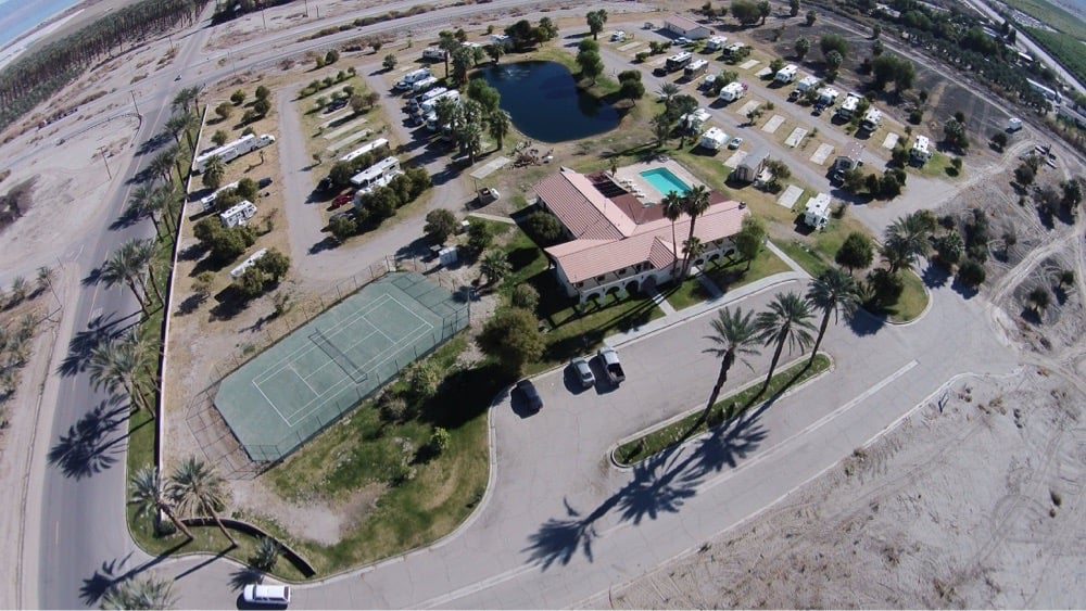 Oasis Palms Rv Resort Resorts Thermal Ca Yelp