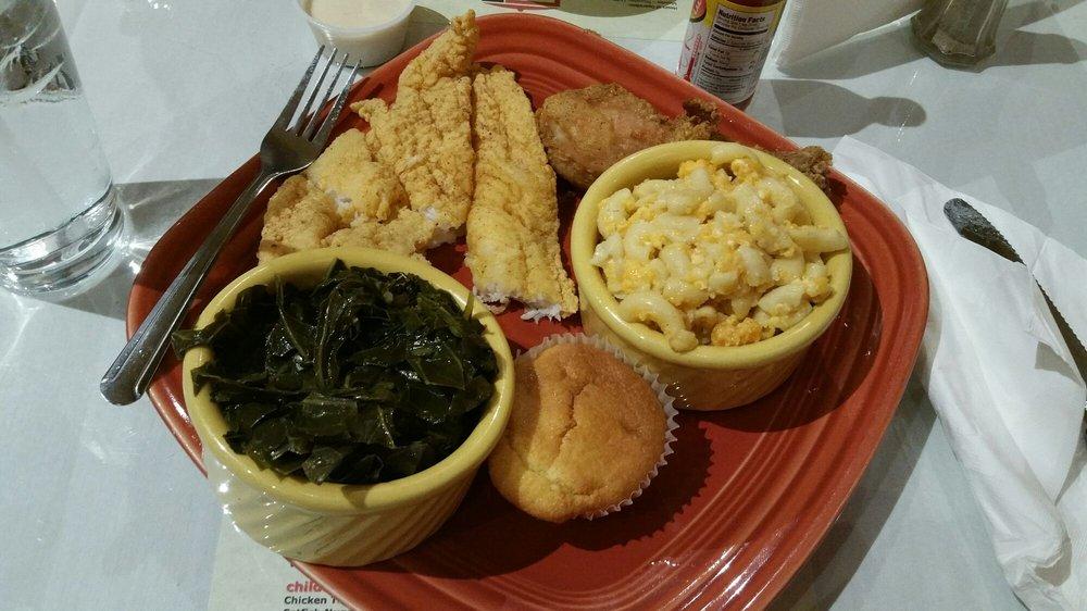 Mama J S Kitchen Richmond Va