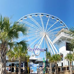 Photo Of Myrtle Beach Skywheel Sc United States Entrance