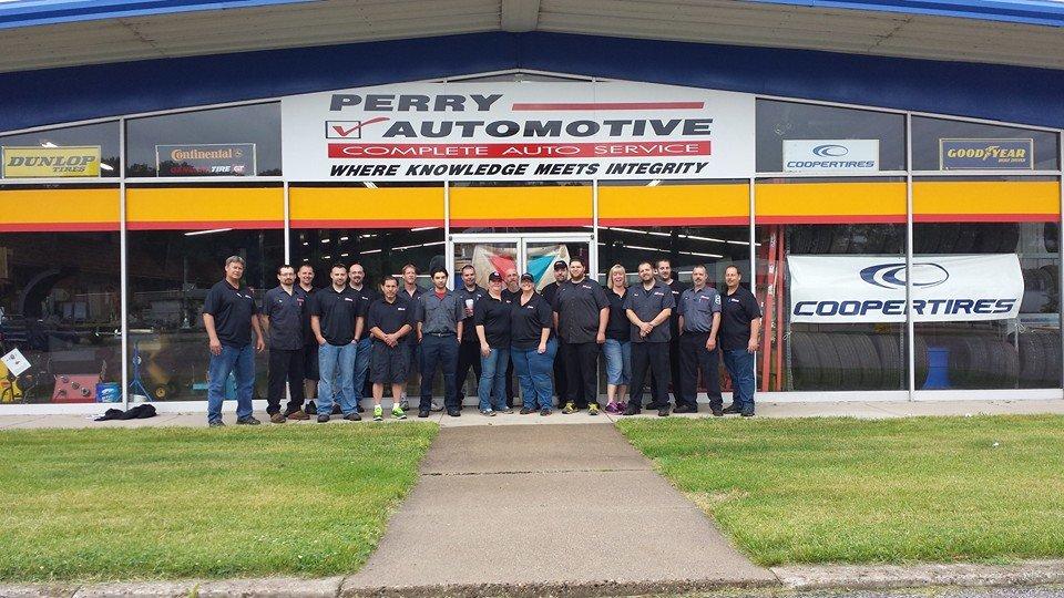 Auto Window Repair Near Me >> Perry Automotive - Auto Repair - 13701 McKinley Hwy ...