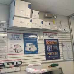 corona post office hours
