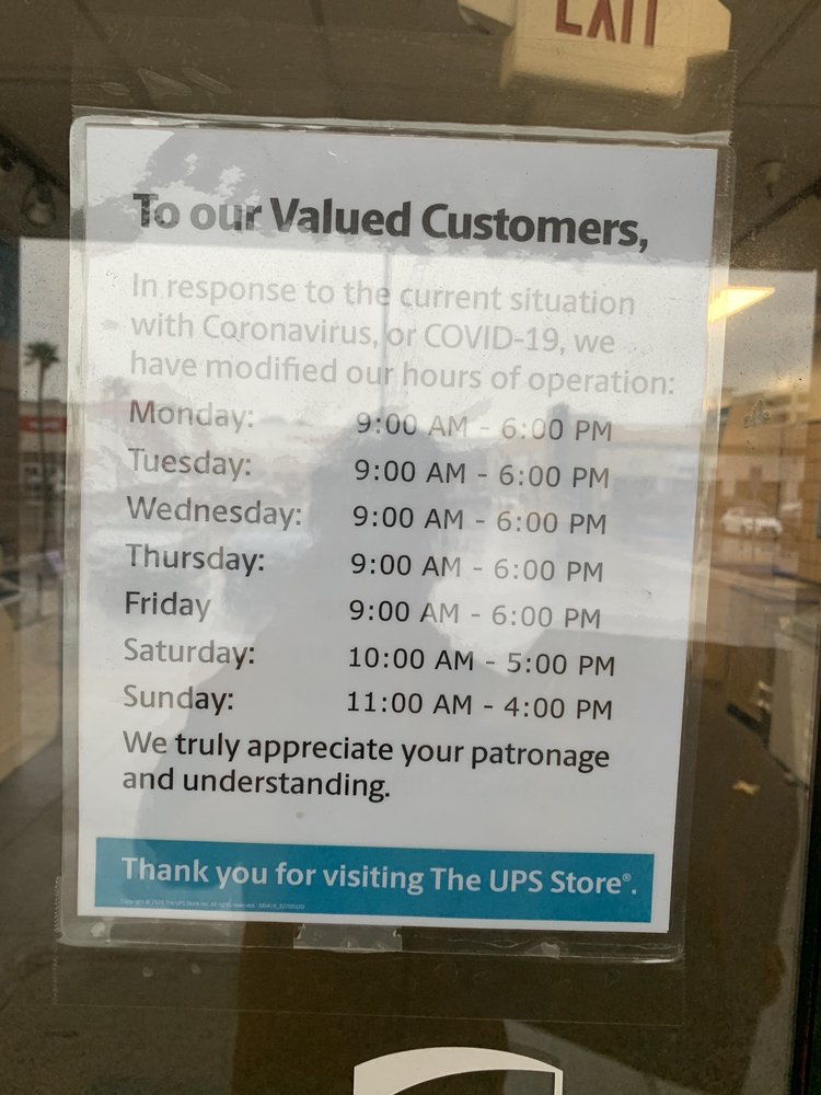 The UPS Store: 235 Westlake Ctr, Daly City, CA