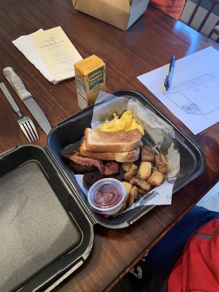 Unbridled Cafe: 9380 Transit Rd, East Amherst, NY