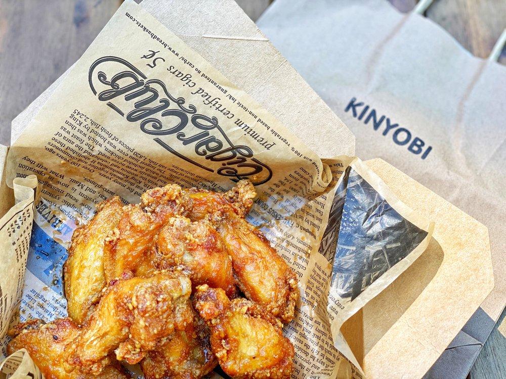 Food from Kinyobi