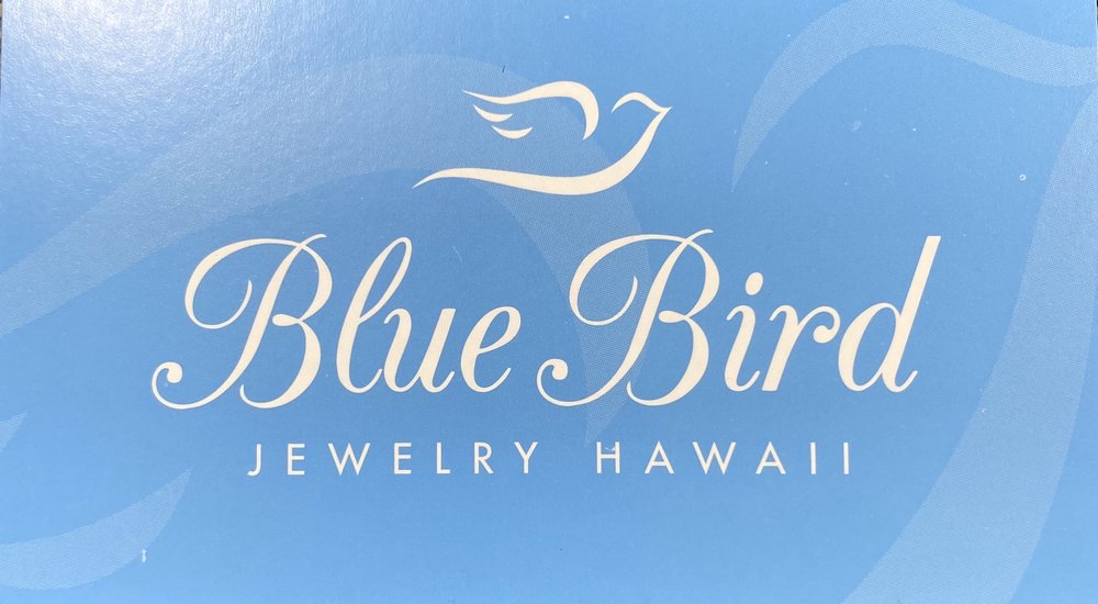 Blue Bird Jewelry Hawaii