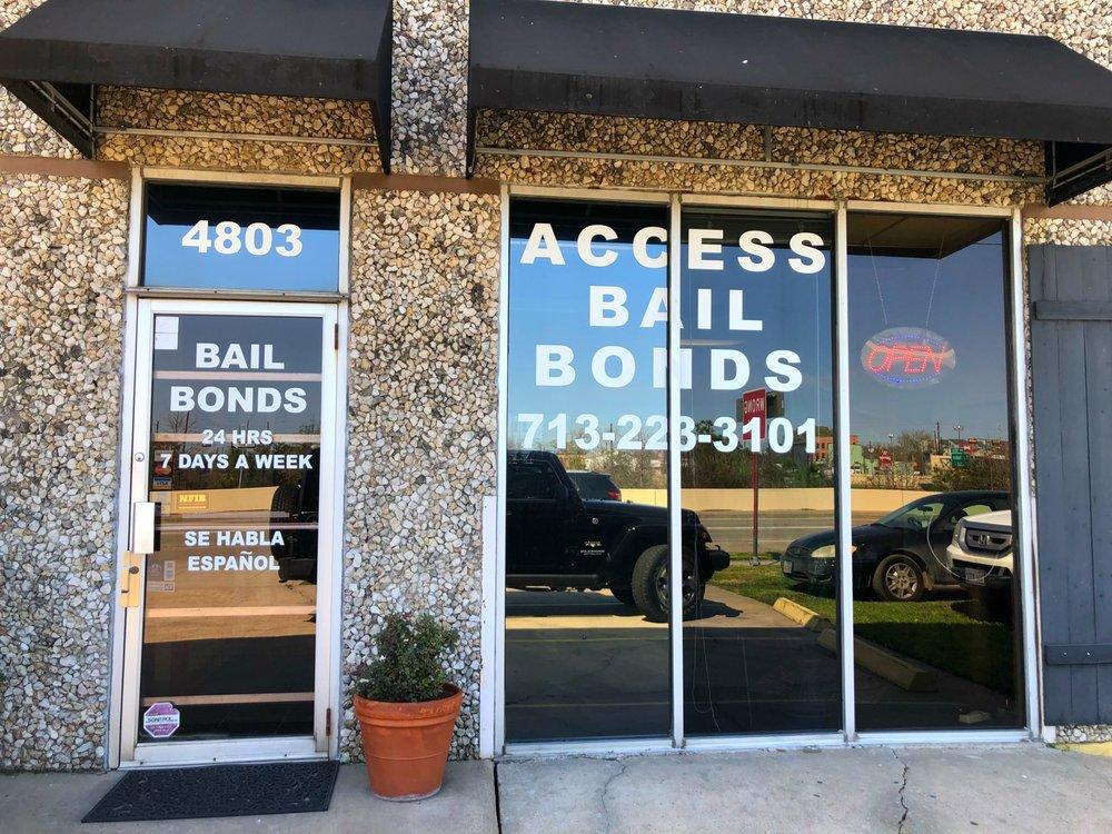Access Bonding Service: 4803 Katy Fwy, Houston, TX