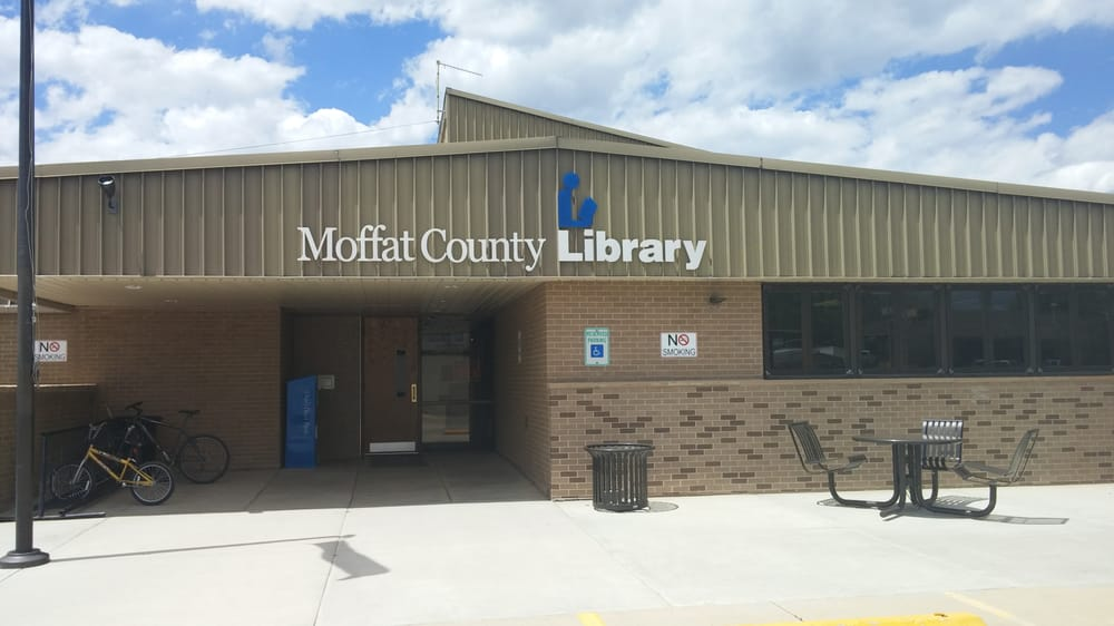 Moffat County Library: 570 Green St, Craig, CO