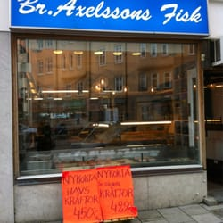 axelssons fisk bromma