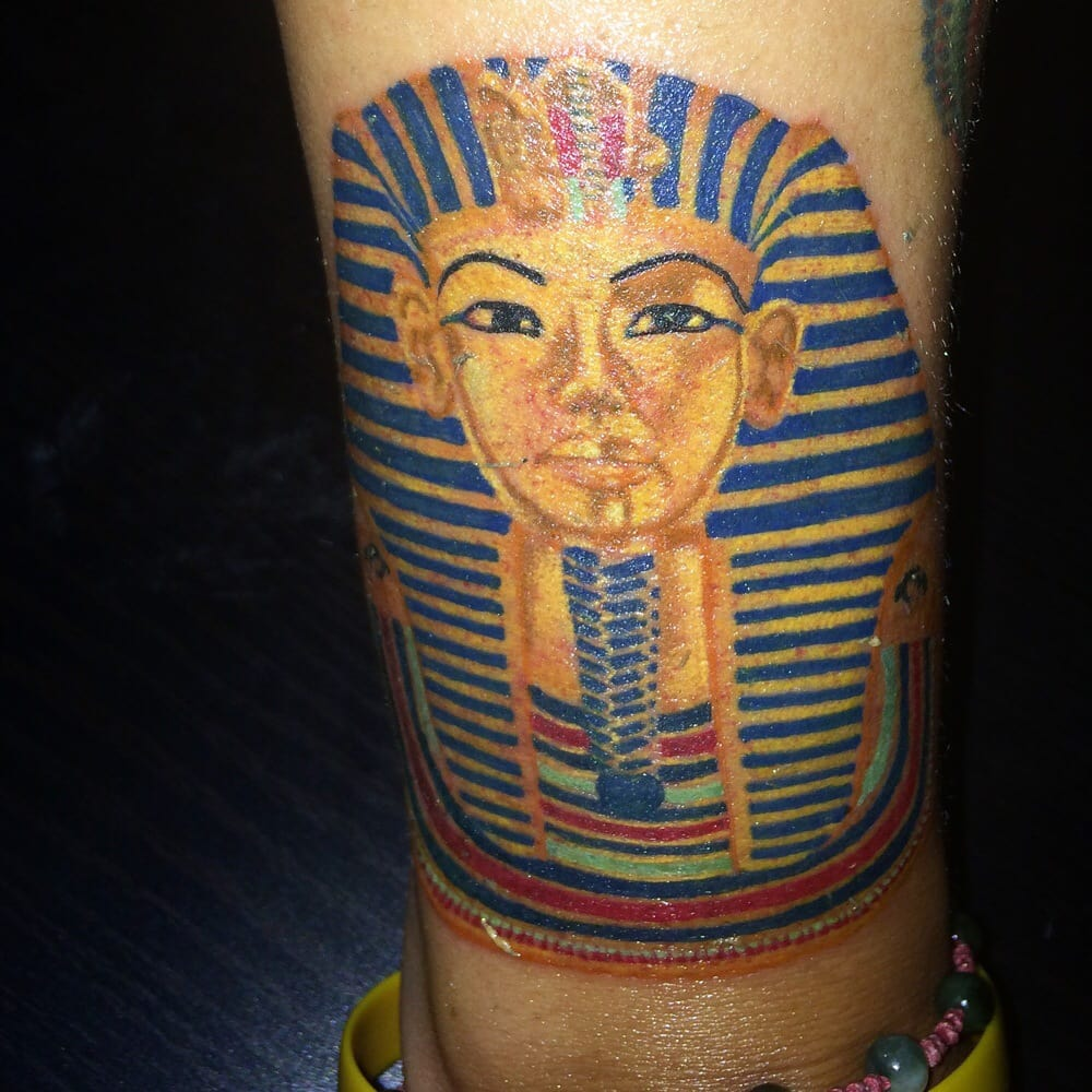 King tut tattoo - Yelp
