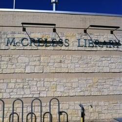 McCreless Branch Library logo