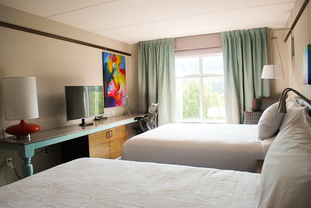Hilton Garden Inn Asheville Downtown 15 Foton 30 Recensioner Hotell 309 College St