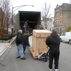 Photo Of Golden Eagle Moving And Storage Chicago Il United States