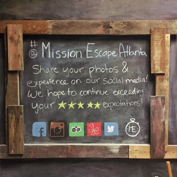 How Do Beat Escape The Bathroom mission escape atlanta - 45 photos & 82 reviews - escape games