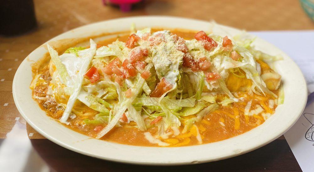 Los Compas Mexican Restaurant: 1332 Royal Gorge Blvd, Canon City, CO