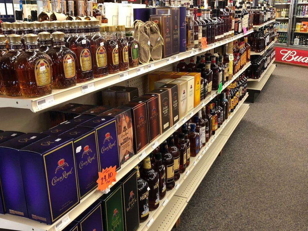Rocky Mountain Discount Liquors: 1820 17th St, Cody, WY