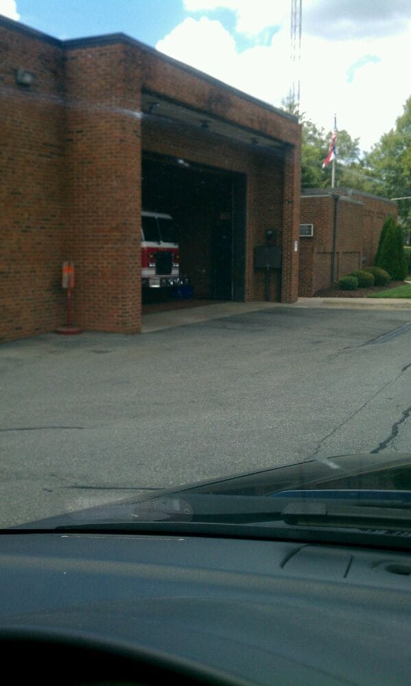 Haw River Fire Department: 403 E Main St, Haw River, NC