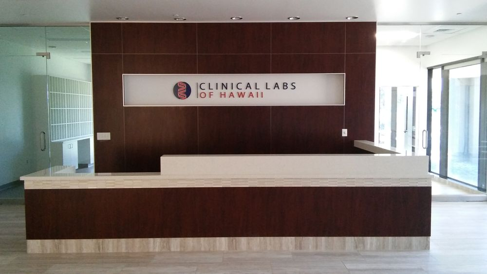 Clinical Labs of Hawaii: 99-193 Aiea Heights Dr, Aiea, HI