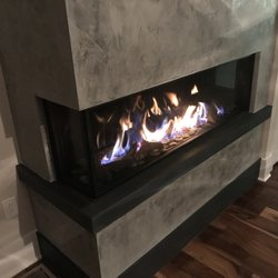 Outstanding Rettinger Fireplace Systems 90 Photos Fireplace Services Home Interior And Landscaping Spoatsignezvosmurscom
