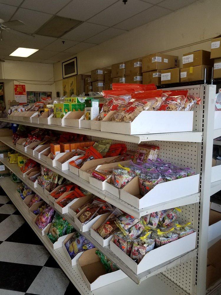Bodhi Vegetarian Supply: 8450 Valley Blvd, Rosemead, CA