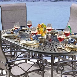 Wonderful Photo Of Keyzee Patio   Sarasota, FL, United States. Outdoor Dining Set