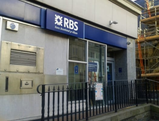 the royal bank of scotland cr dit banques 59 mostyn street llandudno conwy royaume uni. Black Bedroom Furniture Sets. Home Design Ideas