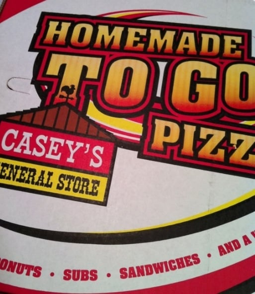 Casey's Carry Out Pizza: 1308 1st Ave, Perry, IA