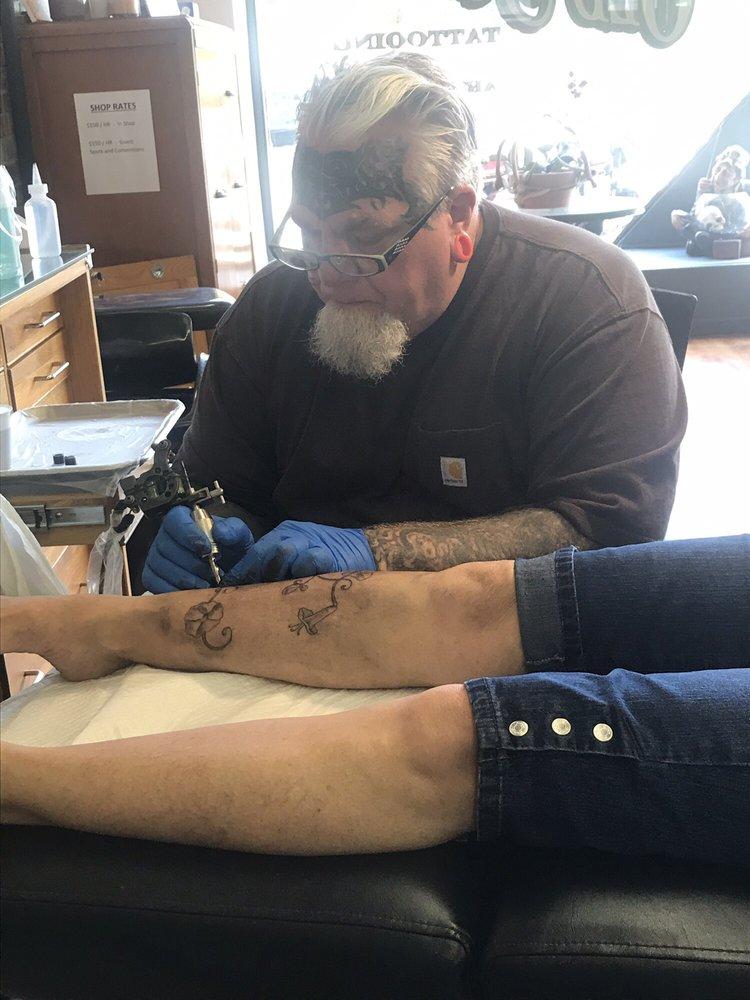 Carl Hesse's World Famous Tattoos: 234 Main St, Blossburg, PA