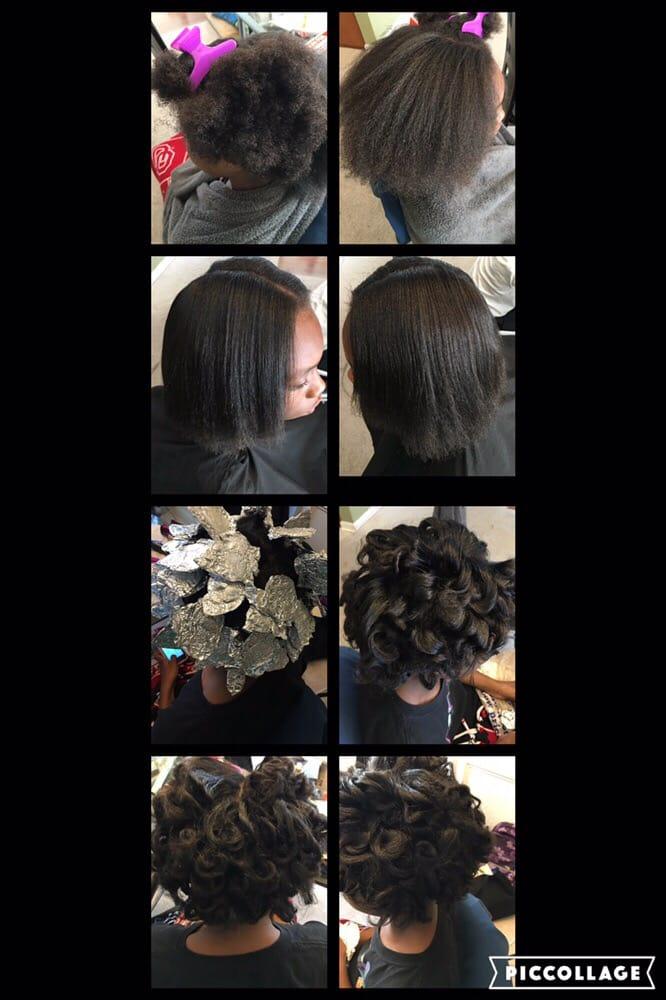 Natural Hair Salon In Sandy Springs