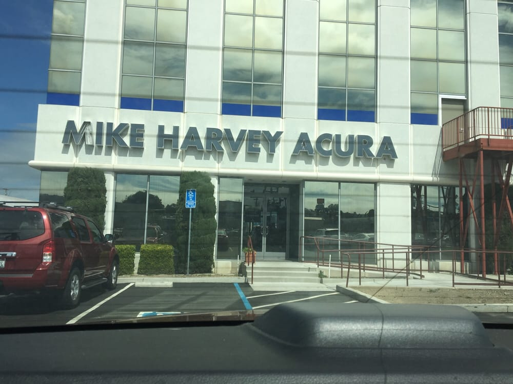 Mike Harvey Acura - CLOSED - 102 Reviews - Dealerships - 1070 Broadway, Burlingame, CA, United ...