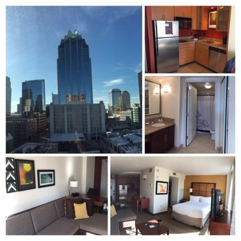 residence inn by marriott austin downtown convention. Black Bedroom Furniture Sets. Home Design Ideas