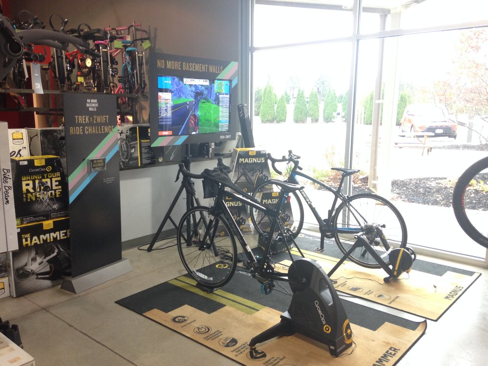 Trek Bicycle Westerville: 5985 Maxtown Rd, Westerville, OH