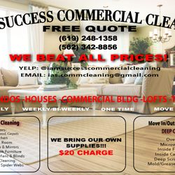 Photo Of I Am Success Commercial Cleaning   San Diego, CA, United States