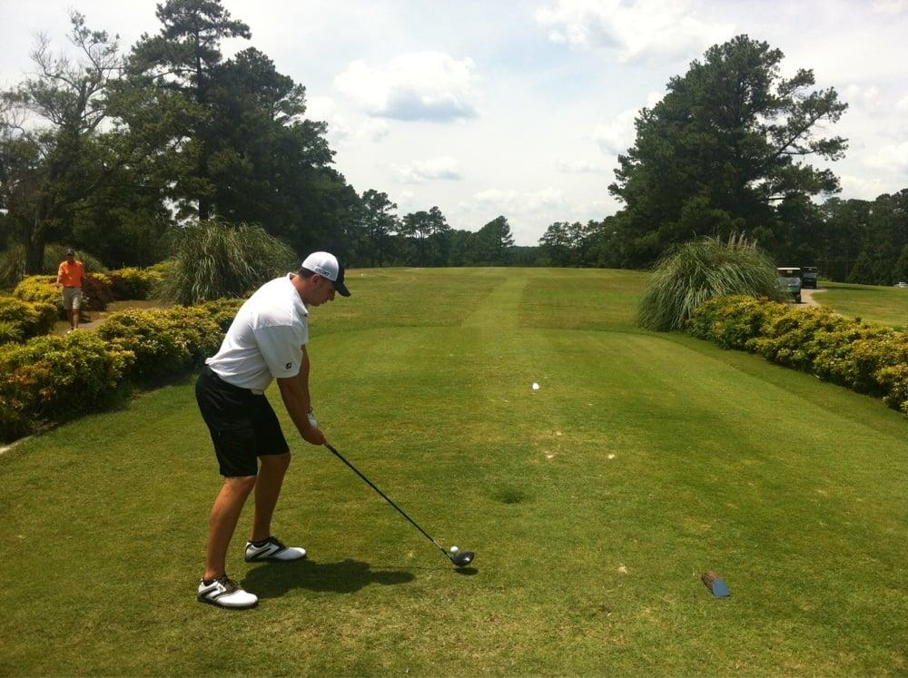 For amateur golfers association