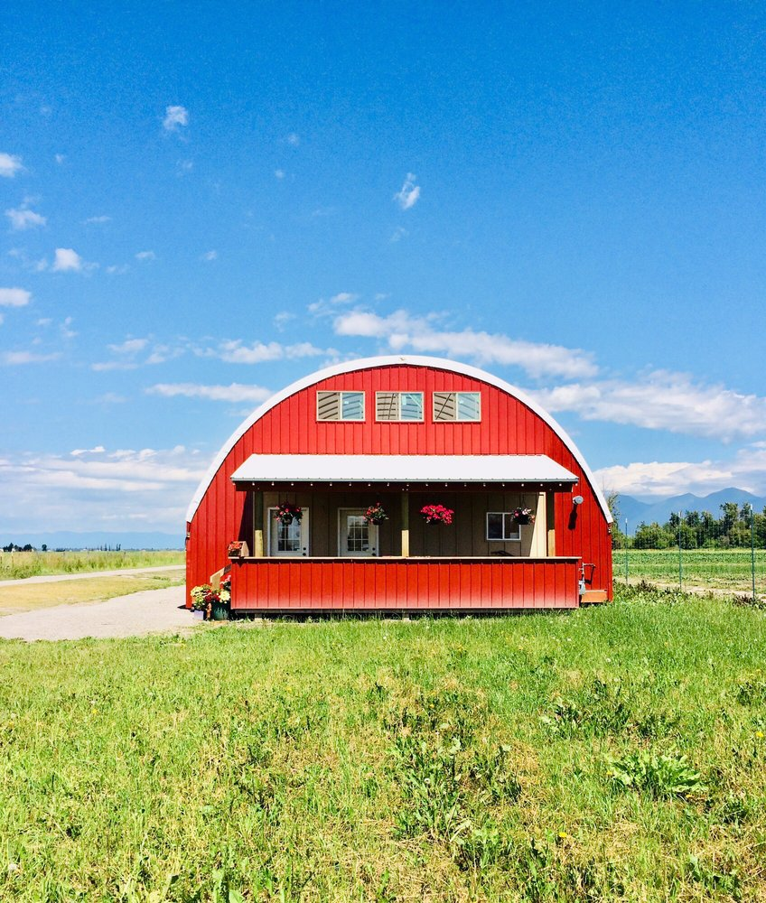 North Shore Farm: 1803 Hwy 82, Somers, MT