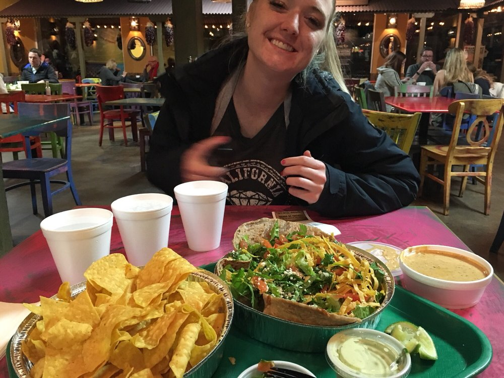 Cafe Rio Mexican Grill Salt Lake City Ut